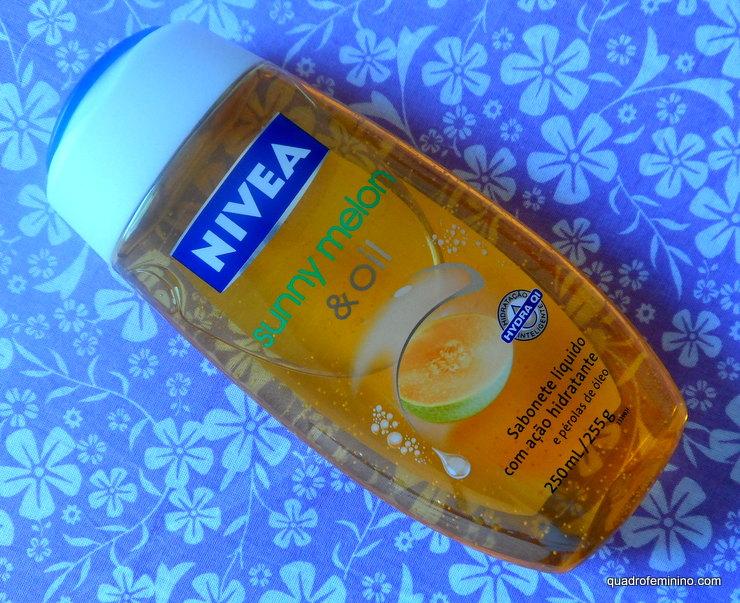 Sunny Melon e Oil - Nivea