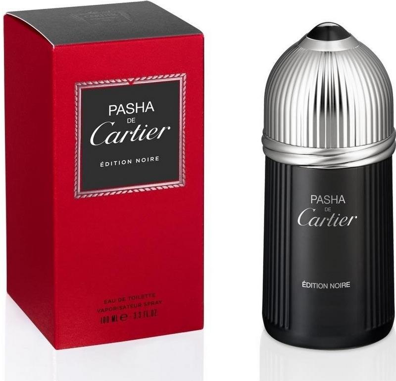 Pasha de Cartier Édition Noire
