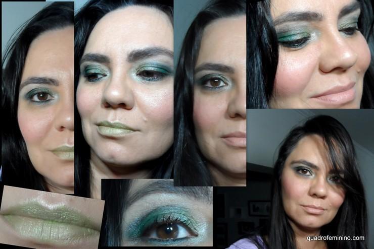 Sombra em barra para olhos Avon ColorTrend