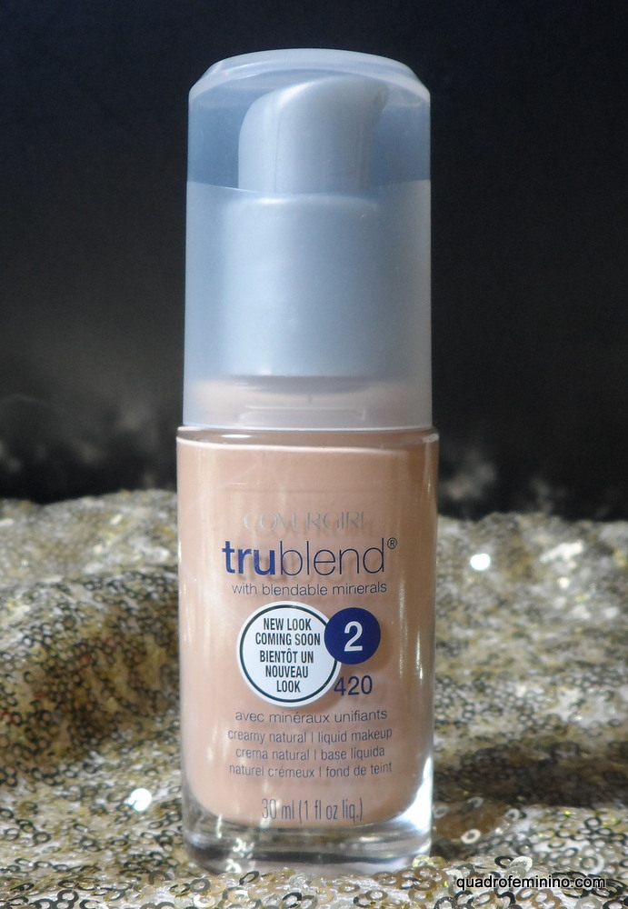 Covergirl Trublend Foundation - 420