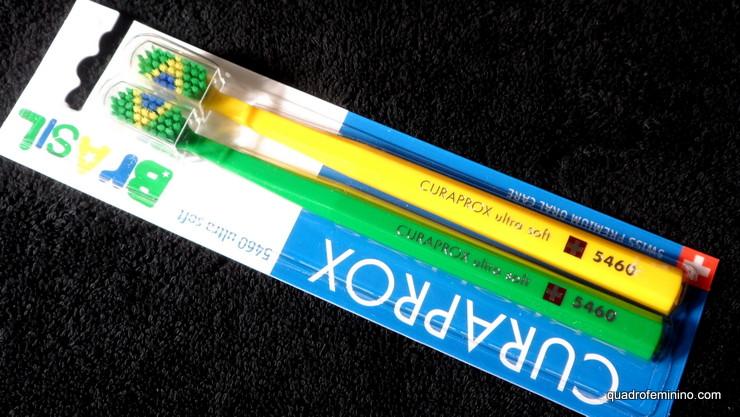 Escova dental - Curaprox 5460 ultra soft (2)