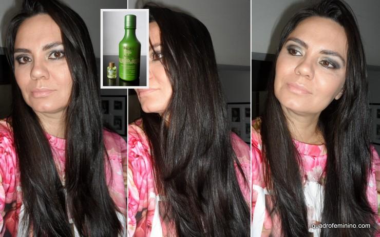 Shampoo Hidratante Argan Oil e Óleo de Argan Inoar