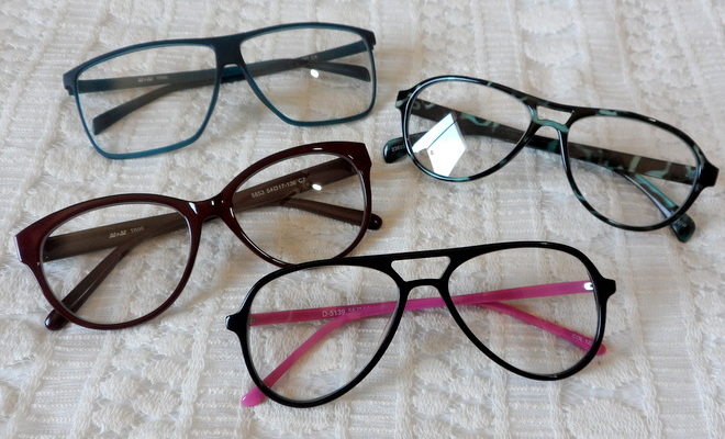 óculos da GlassesShop