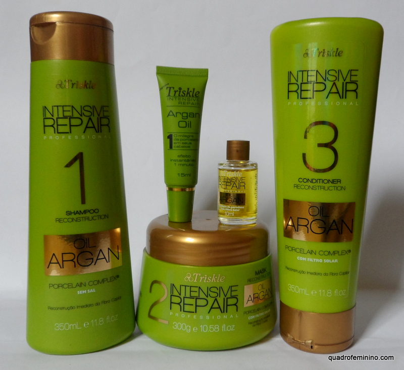 Argan Oil Intensive Repair Triskle