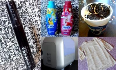 Cinco Coisas - Electrolux, Downy, Avon, Mcflurry Oreo e LovelyWholesale