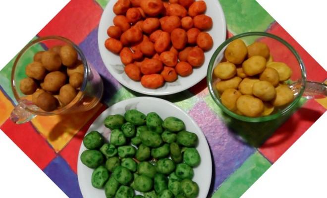 Amendoins Pettiz Dori