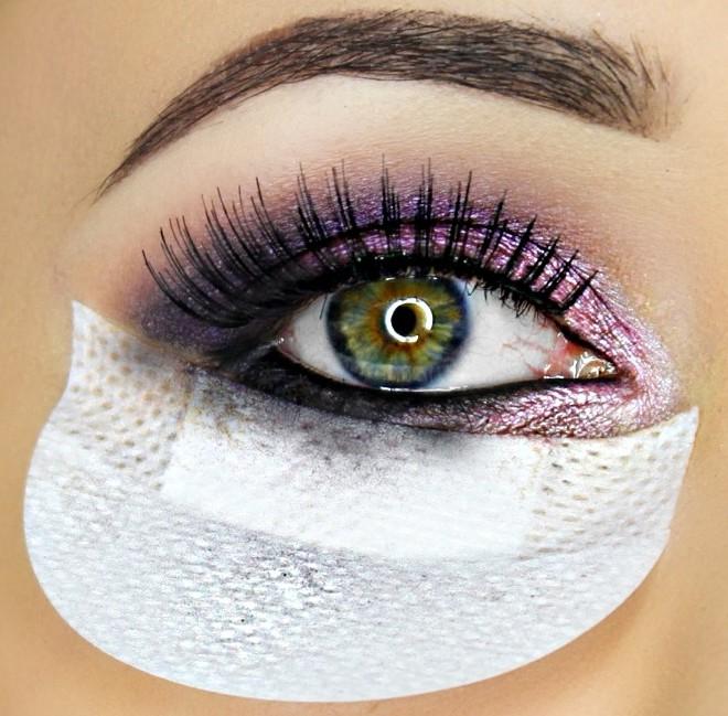 Shadow Shields - adesivo de maquiagem