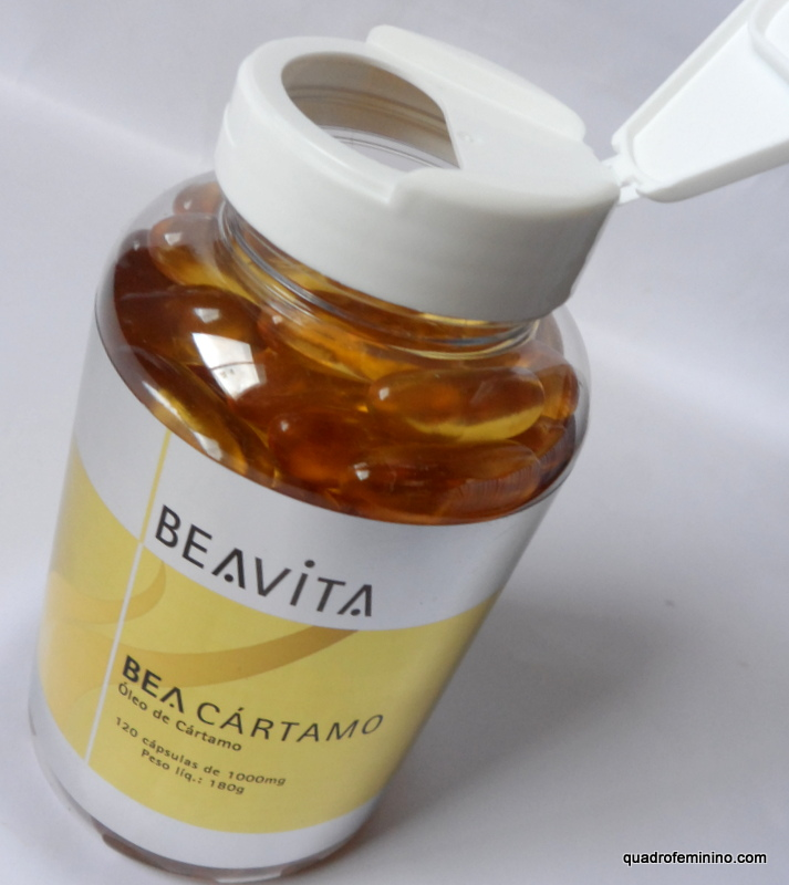 Óleo de Cártamo - Beavita