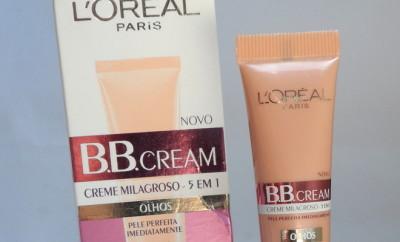 BB Cream Olhos - L'Oréal Paris