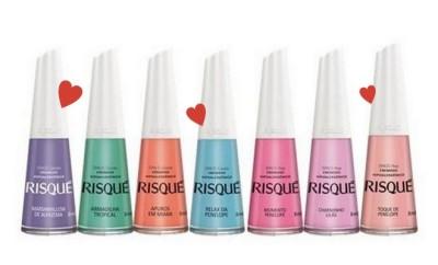 Risqué - Candy colors