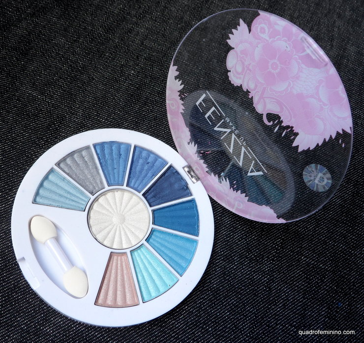 Ten Palette Soft -02 - Fenzza Make up