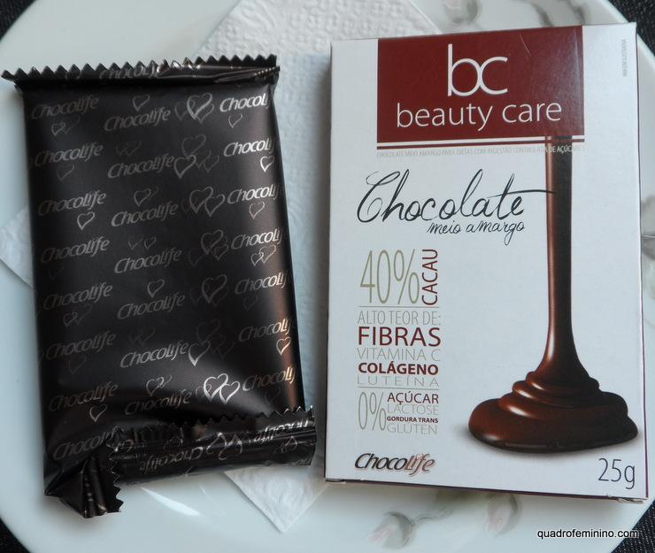 Chocolife - 4o porcento de Cacau Beauty Care