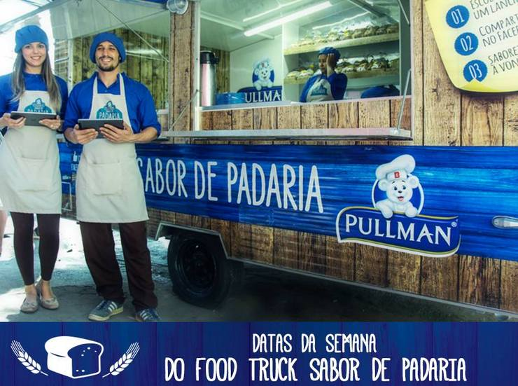 Food Truck Sabor de Padaria - Pullman