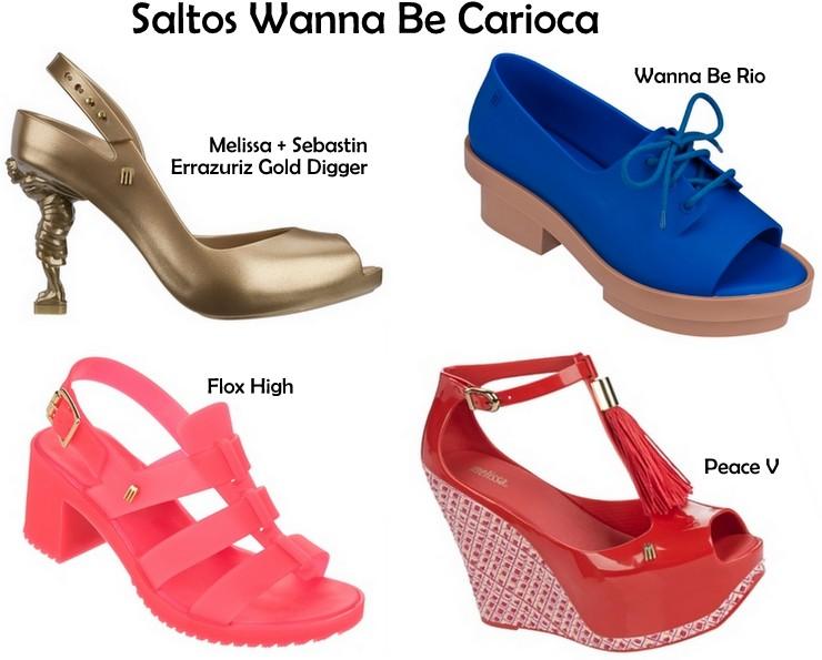 Melissa Wanna Be Carioca