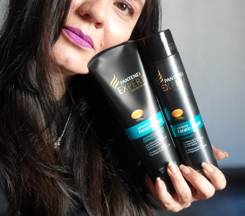 Pantene Expert Advanced Keratin Repair - Shampoo e Condicionador - #desafioexpert #theinsidersbrasil