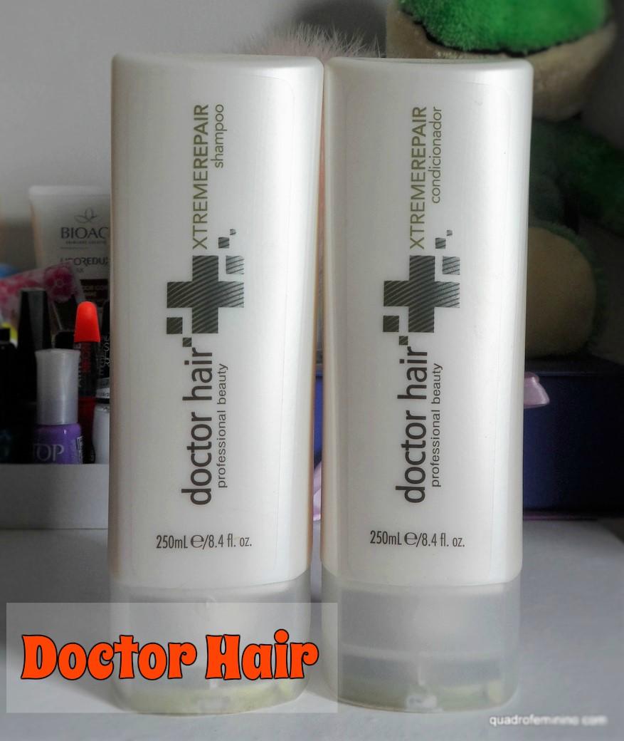 Doctor Hair Xtreme Repair - Shampoo e Condicionador 1