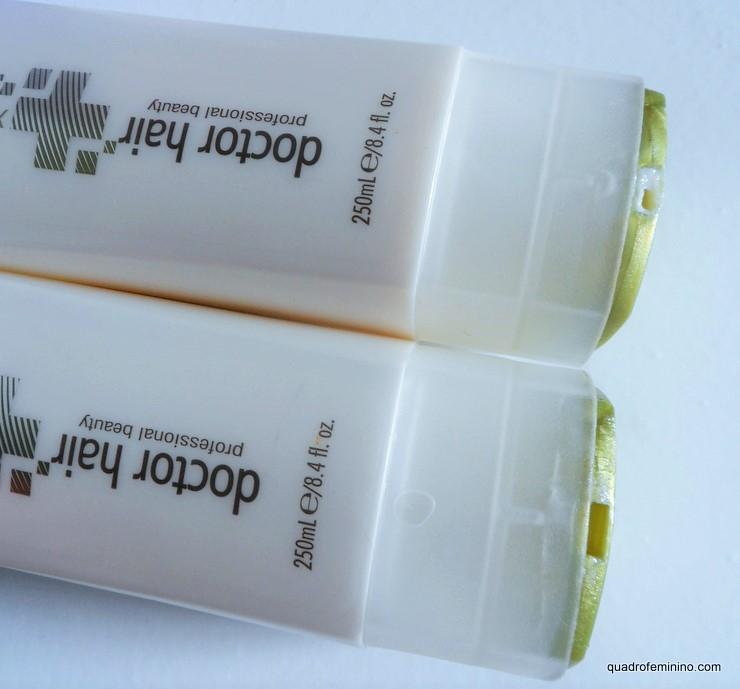 Doctor Hair - Xtreme Repair - Shampoo e Condicionador
