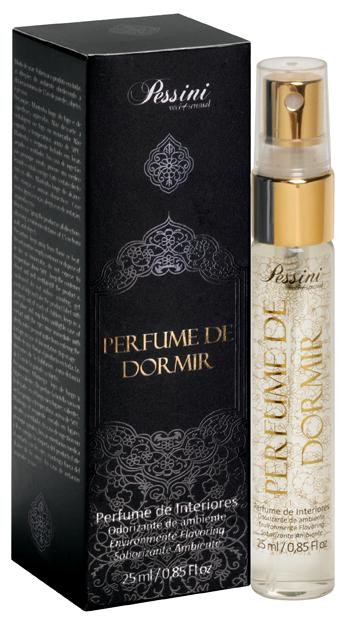 perfume de ambiente de dormir - Pessini Cosméticos