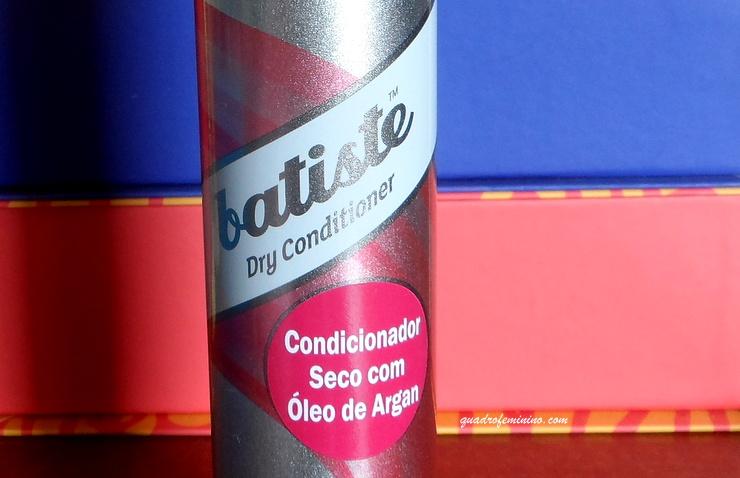 Condicionador Seco Batiste - Argan