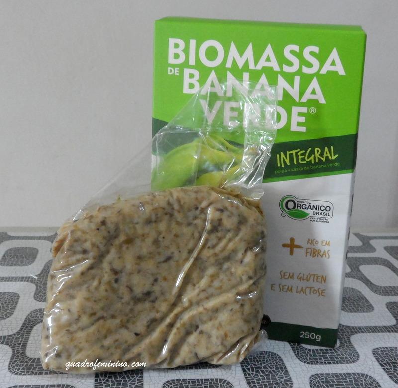 biomassa de banana verde - La Pianezza