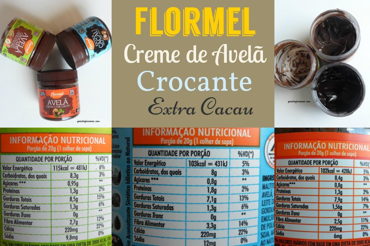 Flormel - Creme de Avelã