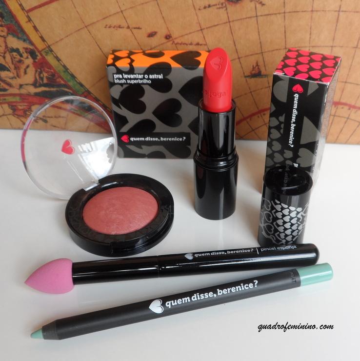 Batom Líquido Quem Disse, Berenice? | Maquiagem Feminina