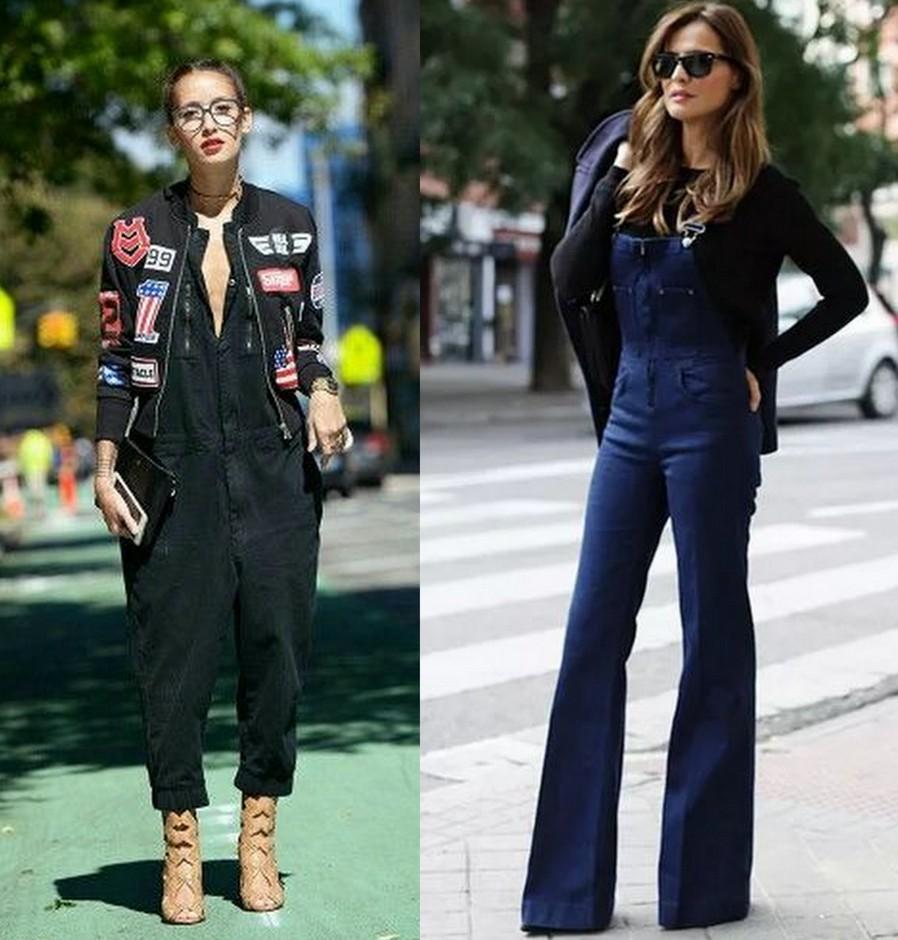 ccf53e57b Como usar macacão jeans no inverno - 19 looks inspiradores