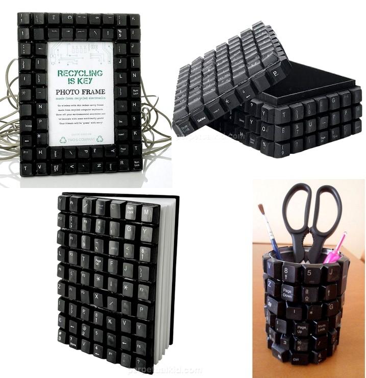 Objetos com teclado
