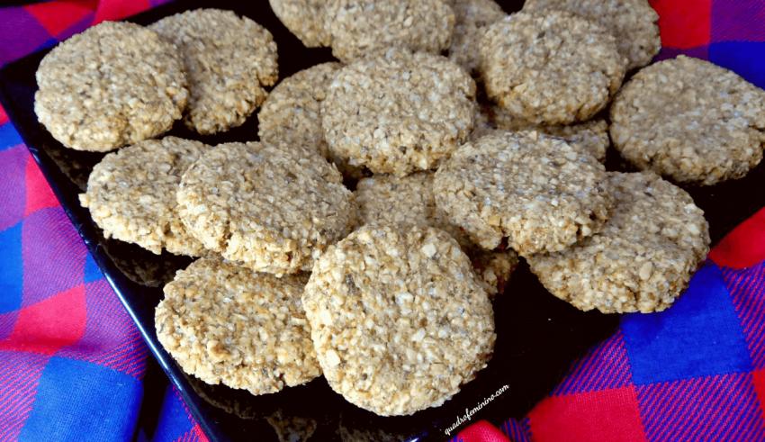 biscoito de amendoim low carb
