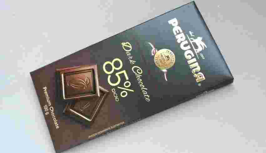 Chocolate 85 cacau