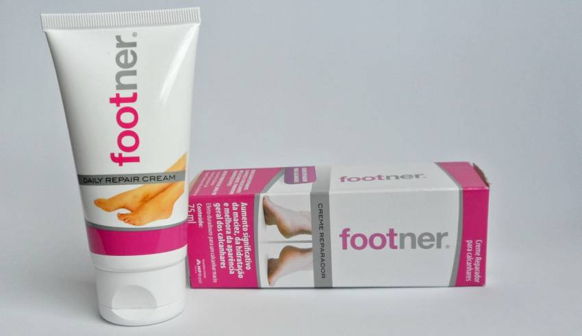 Footner para calcanhares