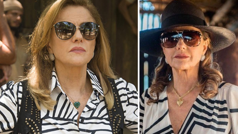 Os óculos de sol das vilãs mais famosas da TV Globo 2642c259ff