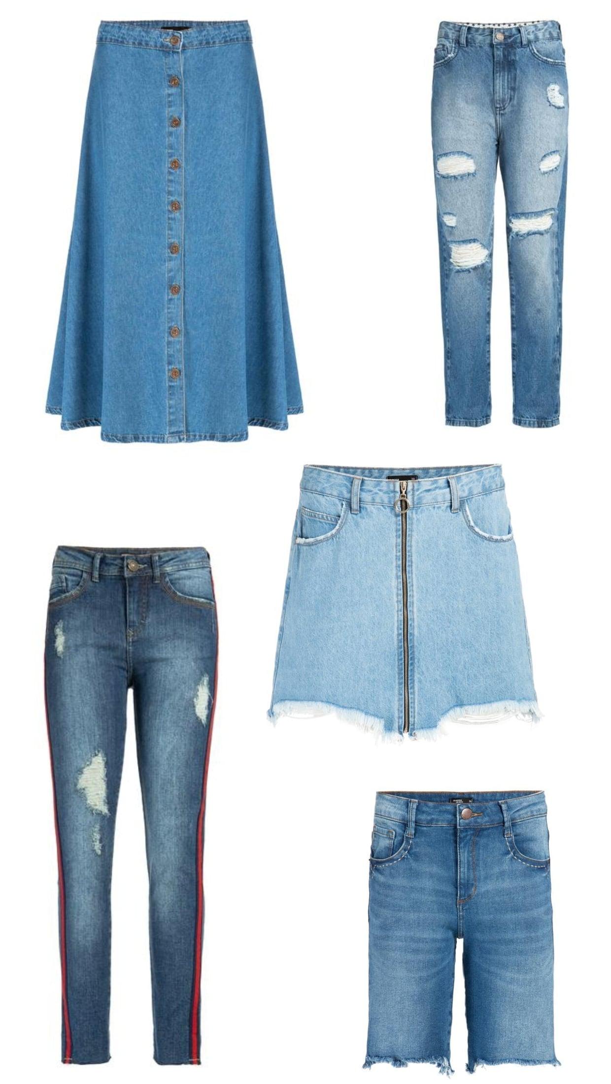 f4125f41b Conheça a nova coleção Marisa Toda Toda Jeans a variedade vai agradar