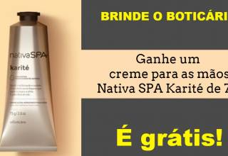 Promoção Nativa Spa Karité